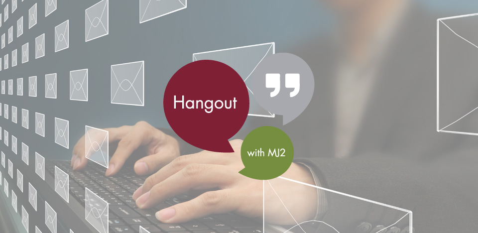 Learn About Email Marketing During Our Next Google Hangout
