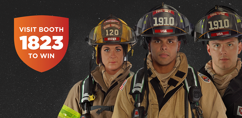 Fire-Dex and MJ2 at FDIC 2017