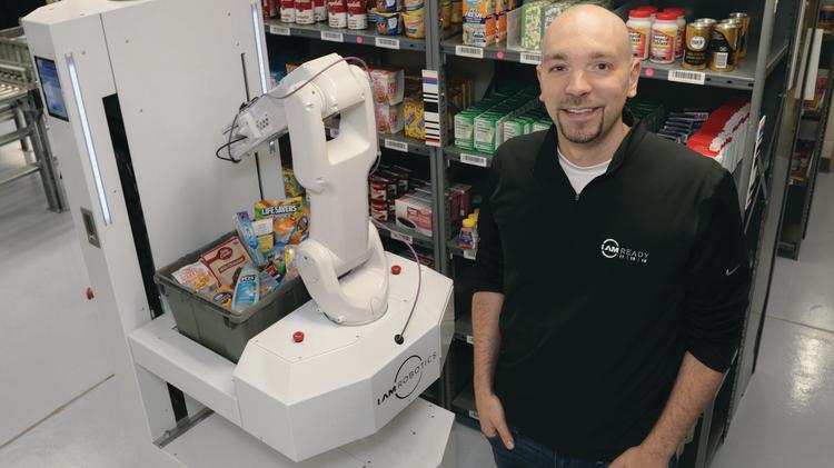IAM Robotics Marketing Agency