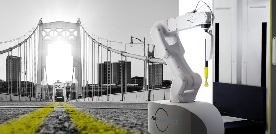 IAM Robotics Digital Marketing