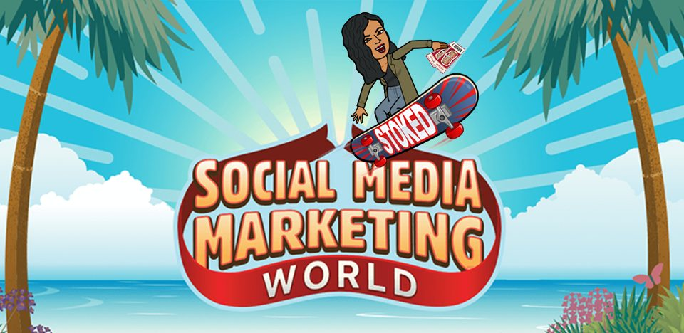 What We Are Looking Forward to at Social Media Marketing World