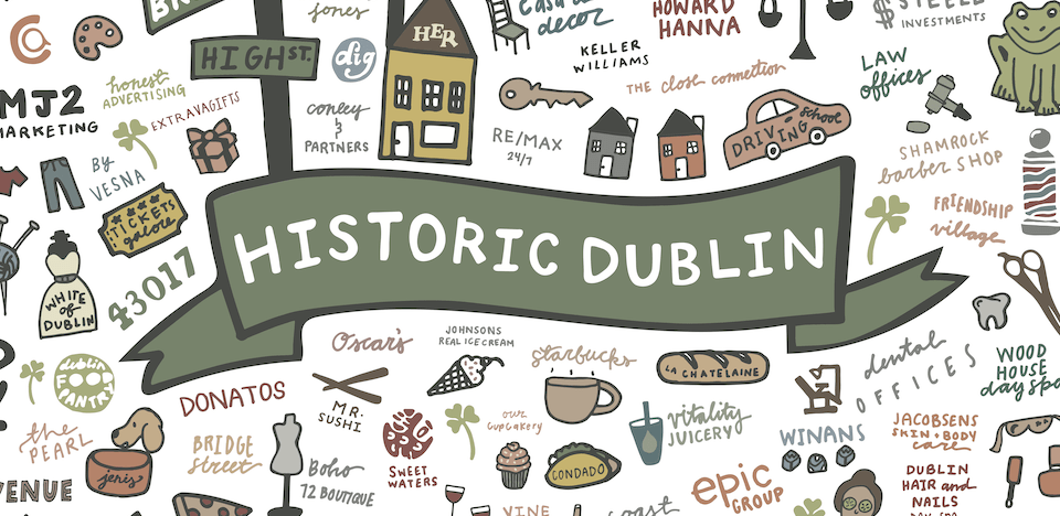 Historic Dublin Art Installation Set for May 7