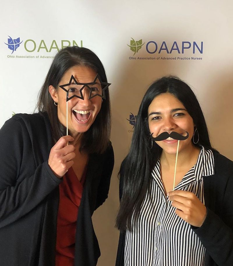 Jennifer Dring at an OAAPN event.