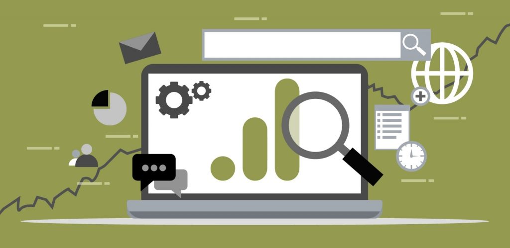 Google Analytics 4 featured image.